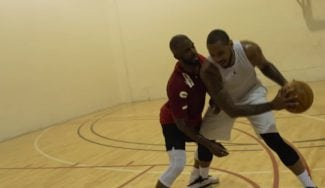 Carmelo Anthony ya entrena pensando en los Rockets… con Chris Paul