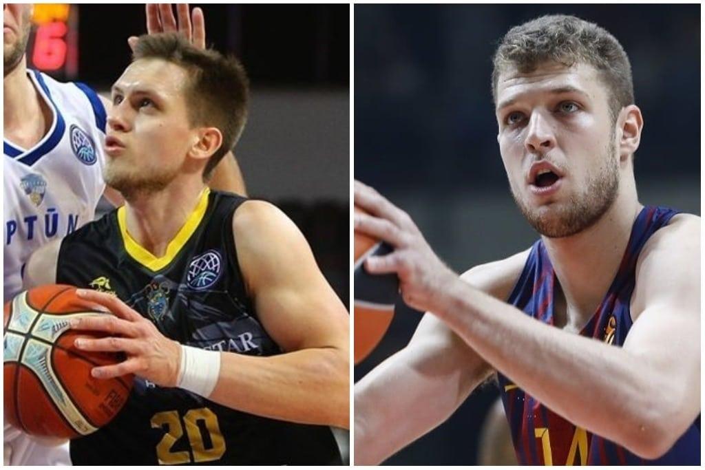Mateusz Ponitzka jugará en el Lokomotiv Kuban; Vezenkov, al Olympiacos