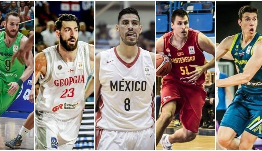 Lo más destacado de los jugadores de la Liga Endesa en la ventana FIBA