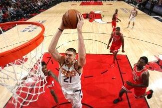 Ucrania tendrá dos NBA por primera vez en cinco años para enfrentarse a España
