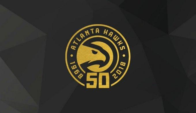 Los Atlanta Hawks vuelven al pasado en su 50º aniversario: nueva cancha y equipaciones