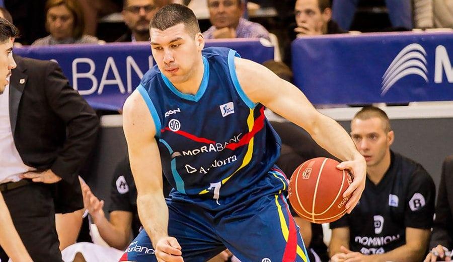 Beqa Burjanadze cambia de equipo: deja el Andorra y llega al GBC
