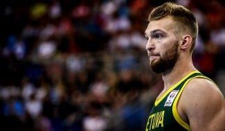 Lituania no podrá contar con sus NBA; su seleccionador, muy duro con el sistema de ventanas