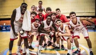 España se mete en semifinales del Eurobasket U16