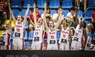 España se mete en cuartos de final del Europeo Sub 18 femenino