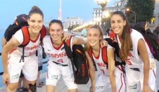 Las Cuatro fantásticas del 3×3 Español: Clasificación para el Europeo U18 Femenino