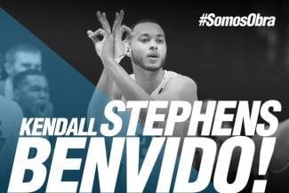 El Monbus Obradoiro cierra su plantilla con el fichaje de Kendall Stephens