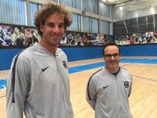 Diego Ocampo y Roger Grimau dirigirán al Barcelona B