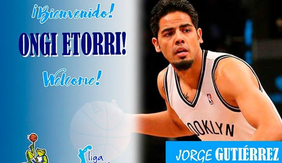 Jorge Gutiérrez, un base de garantías para el Delteco GBC