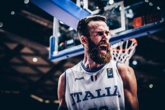 Datome y Melli vuelven a la selección italiana; Gallinari y Belinelli renuncian