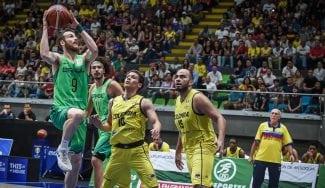 Brasil da su convocatoria con Marcelinho, Augusto Lima y Vitor Benite