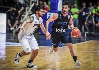 Seis jugadores de la Liga Endesa en la convocatoria de Argentina