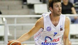 Tomás Fernández ficha por el Nässjö Basket sueco