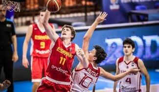 España, a la final del Europeo sub-16 masculino tras ganar a Turquía