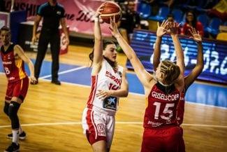 Andrea Hernangómez: Plata en el europeo U18 y nueva jugadora de la NCAA
