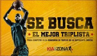 Kia en Zona vuelve a buscar al mejor triplista de España