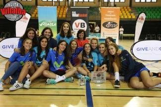 Estudiantes y Gran Canaria triunfan en el Élite Villalba U18