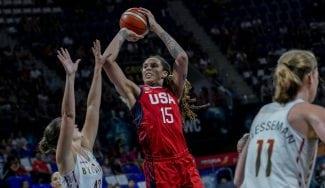 Estados Unidos cumple y luchará por el oro en la Copa del Mundo