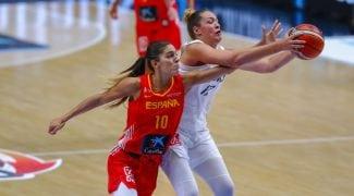 España sigue firme de camino al Mundial: victoria sobre Francia, plata europea