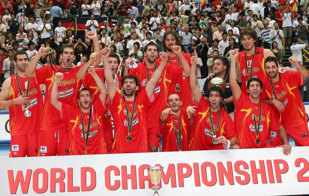 Mundial de Japón 2006, el oro de nuestras vidas