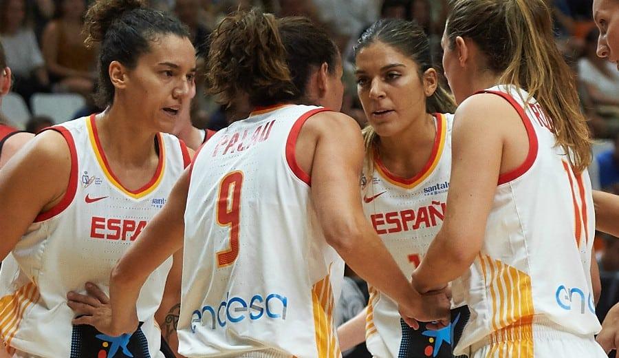 La selección femenina ya conoce sus rivales del preolímpico