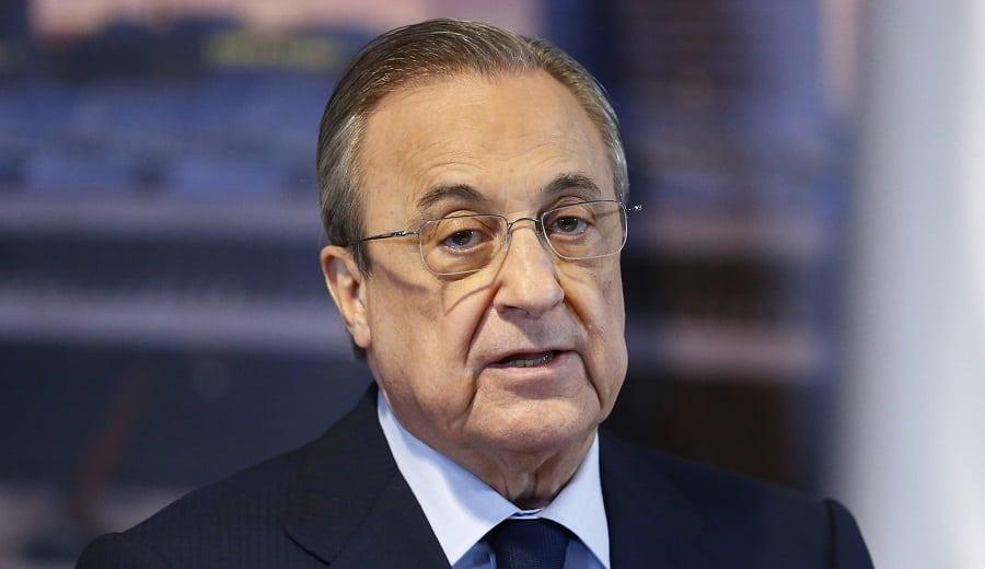 El guiño de Florentino Pérez a Luka Doncic tras su salida del Real Madrid