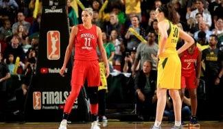 Las Storm remontan, ganan y ya rozan el título de la WNBA