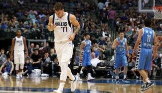 El debut de Luka Doncic con los Mavericks: «Todo ha ido como esperaba»