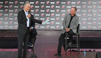 Despedido de los Heat por malversar dinero… de otro equipo