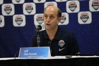 Sí habrá NBA en la nueva lista de EE.UU. para las 'ventanas FIBA'