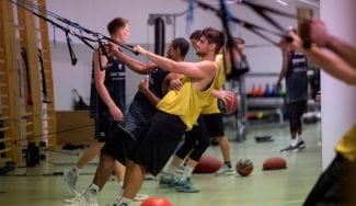 Siete canaristas competirán en la liga EBA con el vinculado RC Náutico