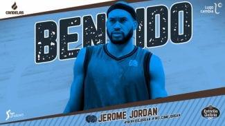 El Cafés Candelas Breogán ficha a Jerome Jordan como sustituto de Norel