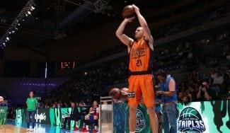 Preocupación en Valencia: Matt Thomas podría no jugar más esta temporada