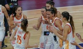 ¡Clasificadas para el Eurobasket 2019! España gana en Holanda y defenderá título