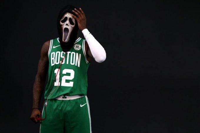 Lo mejor del media day de la NBA: del quinteto de los Celtics a los pezones de Kanter