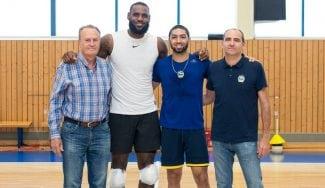 Berlín reúne a dos grandes en lo suyo: Aíto García Reneses y LeBron James