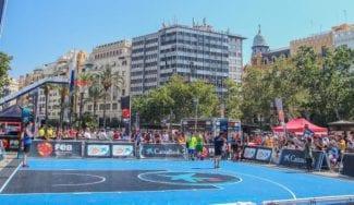 El Plaza 3×3 CaixaBank 2018 llega este sábado a la Plaza de la Catedral de Murcia