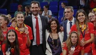 Garbajosa valora como «un bronce de oro» a España en el Mundial 2018