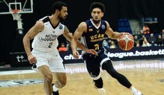 Nadie puede con el UCAM Murcia en la Champions: gana el duelo de invictos
