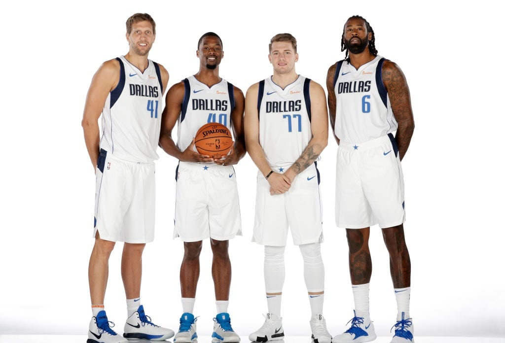 Guía NBA 2018/19: Dallas Mavericks, por Andrés Monje