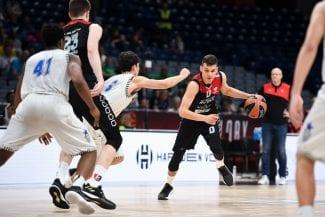 El gran partido de Deividas Sirvydis, la nueva perla del Rytas Vilnius
