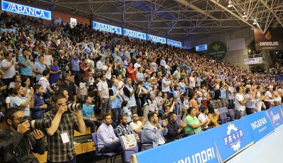 ¡Fiesta en el Pazo! La Liga Endesa vuelve a Lugo y el Breogán vence al Estu