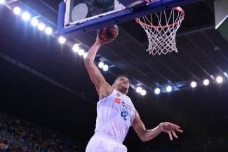 Edy Tavares se lleva el MVP de Octubre en la Euroliga