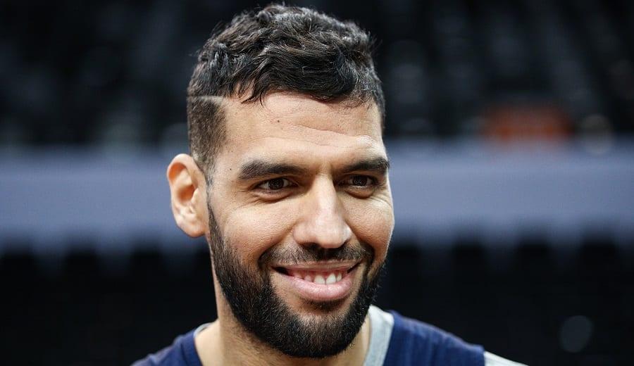El tunecino Salah Mejri ya tiene un nuevo destino tras el Mundial