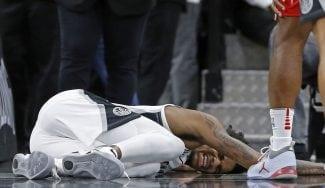 Murray, el sucesor de Parker en los Spurs, lesionado de gravedad
