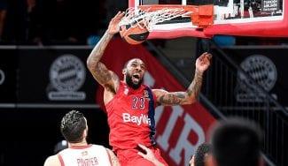 El ex NBA Derrick Williams resucita y el Bayern le gana al Baskonia