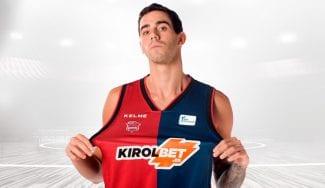 Luca Vildoza renueva con el Baskonia hasta 2024