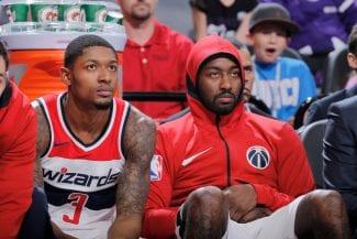 Problemas en los Wizards: vuelve el mal rollo en sólo cinco partidos