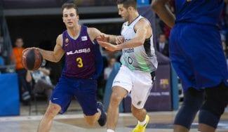 El Barcelona Lassa gana en Kaunas con venganza de Pangos en la prórroga
