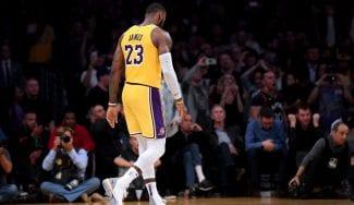 La peor lesión de la carrera de LeBron James: se perderá otros dos partidos